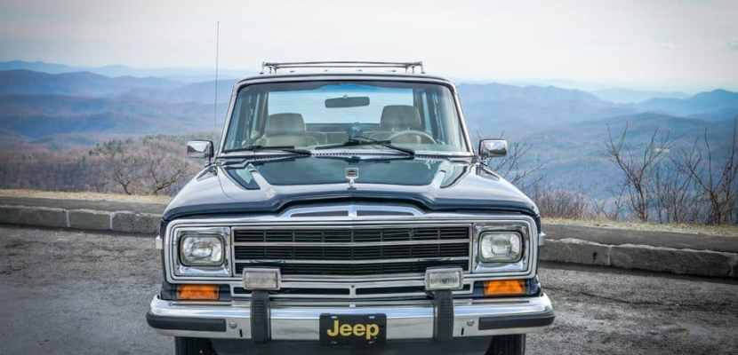 1987 Jeep Grand Wagoneer - thanksgiving 2016
