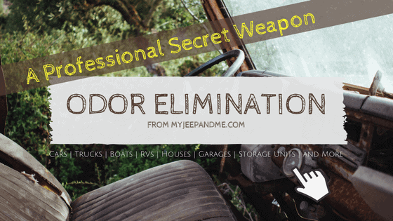 Professional level odor elimination you can do yourself, DIY, Odor elimination, how to get rid of smells