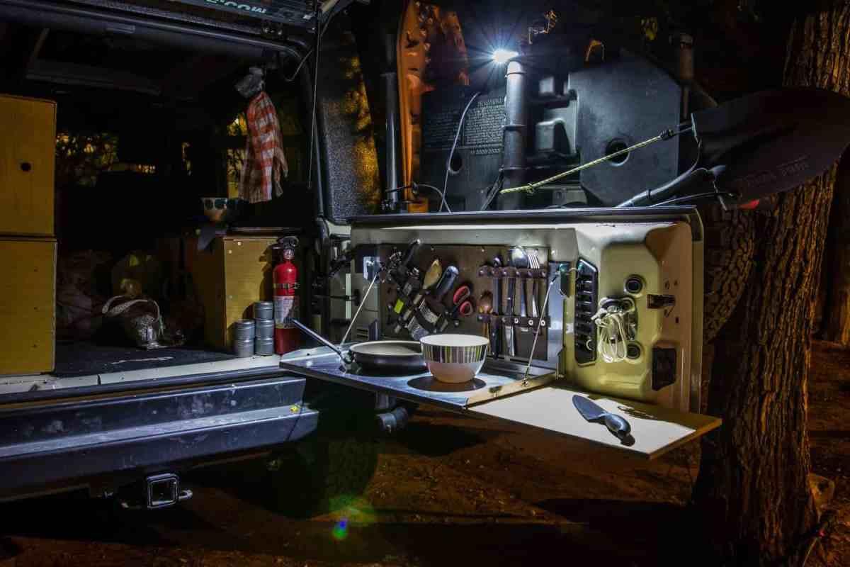 Dan Grec's Jeep Wrangler Unlimited JKU for Overlanding across Africa