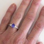 Wedding Rings 3 Stone