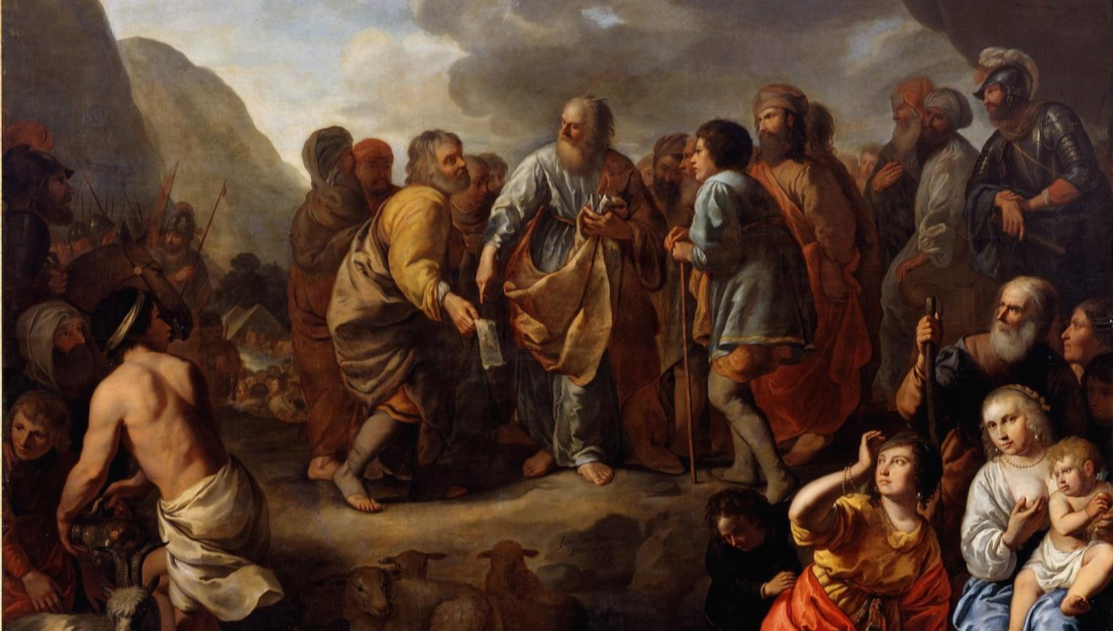 What Moses Learned From His Father In Law