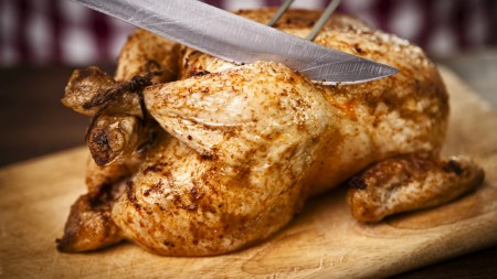 Jewish Roasted Chicken