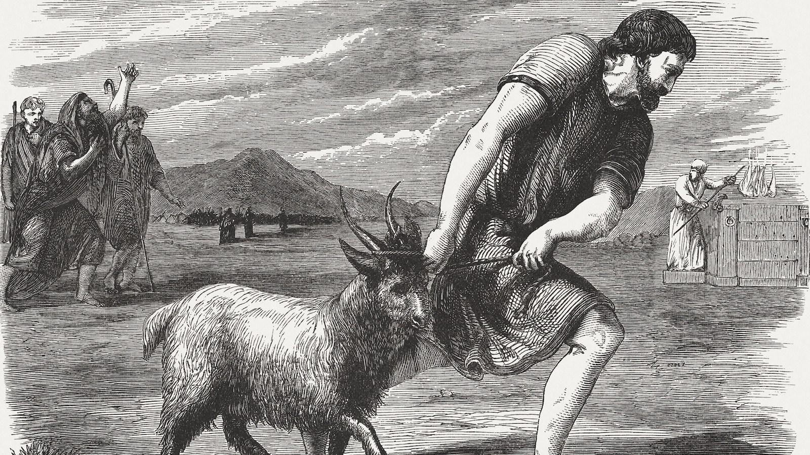 Understanding Biblical Sacrifice Korbanot