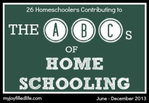 The ABCs of Homeschooling Large Badge