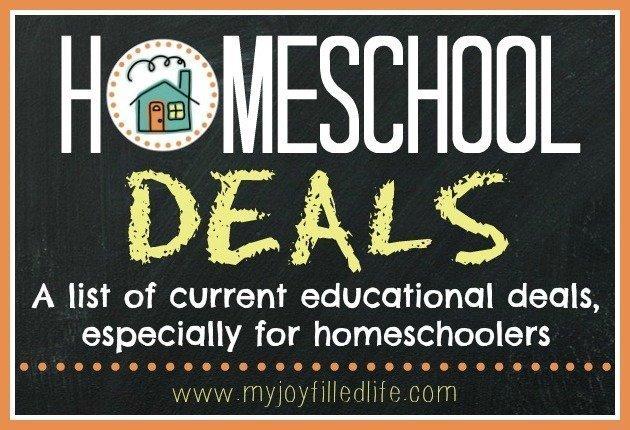 Homeschool Deals