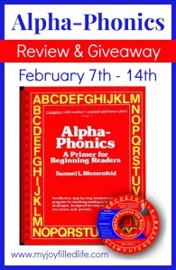 Alpha-Phonics Review