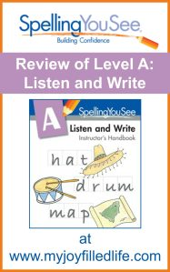 Spelling You See {a review}