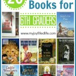 20 Fiction Books for 6th Graders