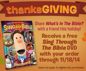 FREE What's in the Bible? DVD