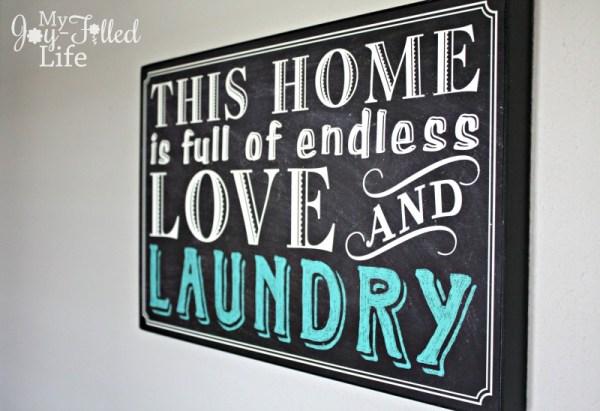 Home Tour Laundry 1