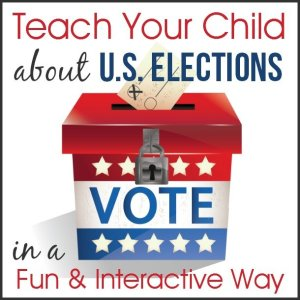 Teach Your Child About U.S. Elections in a Fun & Interactive Way