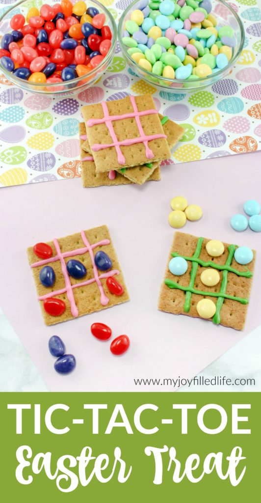 Tic-Tac-Toe Easter Treat