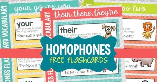 Homophones-FB-1