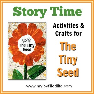 The Tiny Seed – Story Time Activities