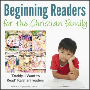 Beginning Readers for the Christian Family