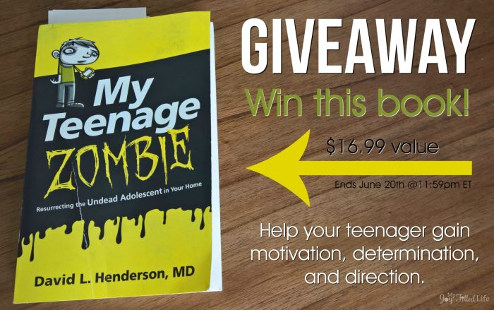 Zombie Giveaway