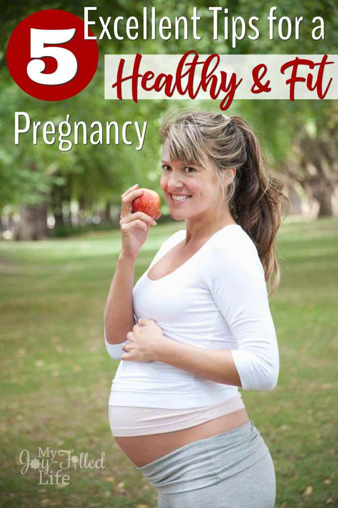 Keeping in tip top shape will help the growth of your developing baby, make labor go easier, and give you a jump start on your post-pregnancy body. Follow these 5 tips for a healthy and fit pregnancy.
