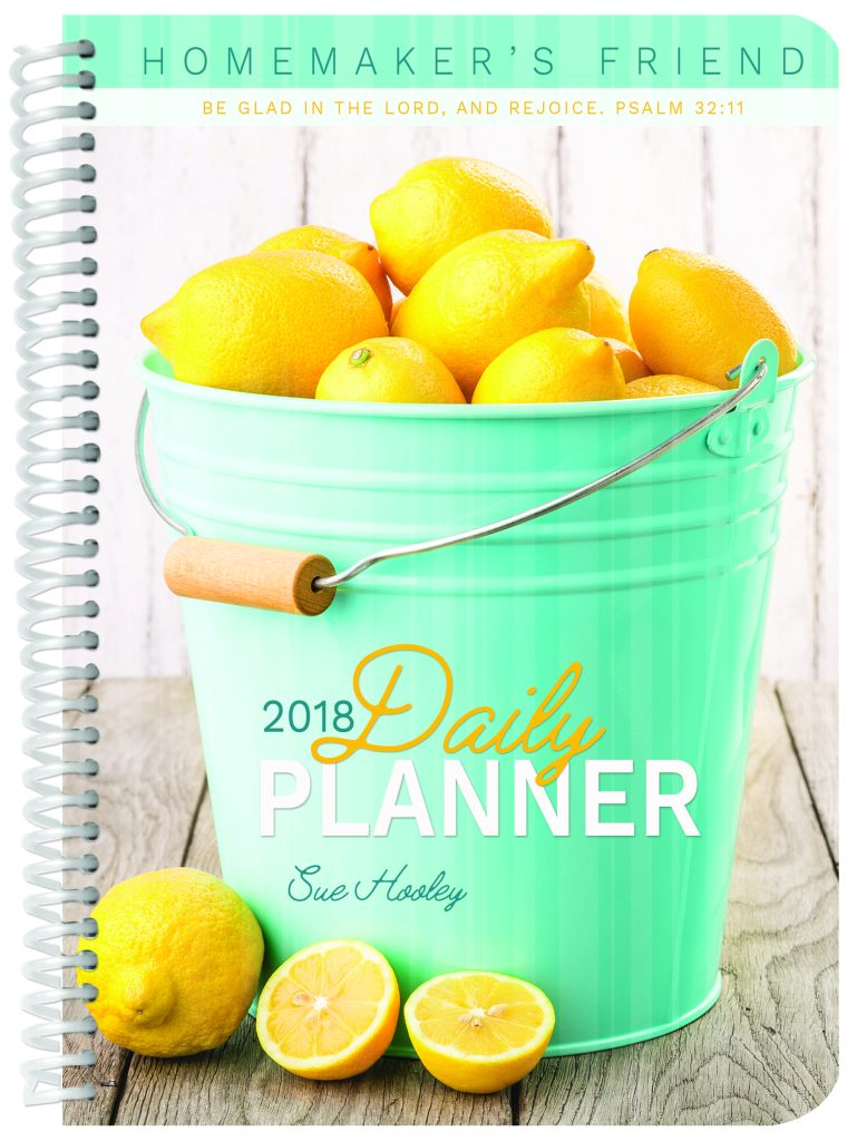 The Homemaker's Friend Daily Planner