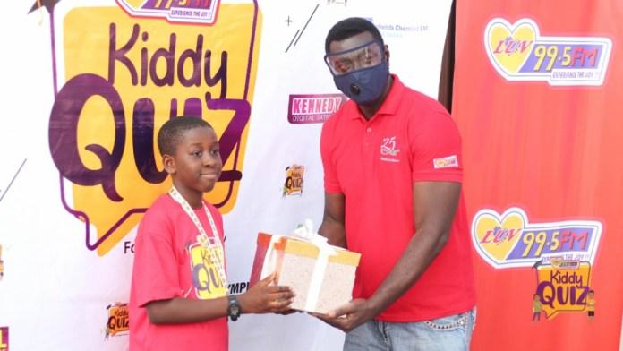 11-year-old Mary-Ann Odoom wins maiden Luv FM Kiddy Quiz 5