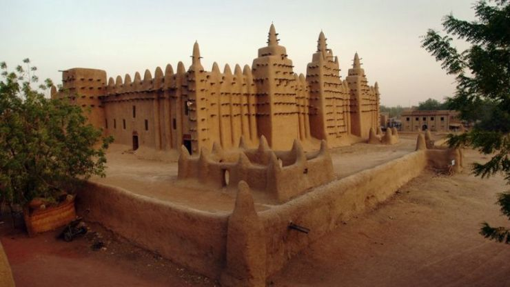 6 Heritage Sites In Africa Under Threat From Climate Change. 38