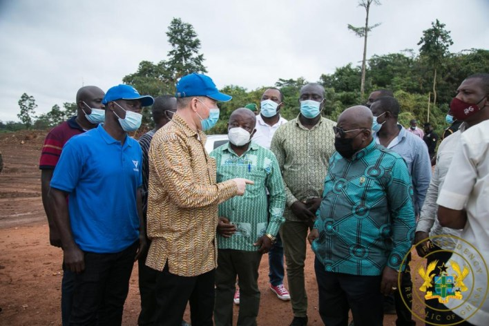€71.5m secured for 12 new hospitals; all to be completed in 24 months – Akufo-Addo 2