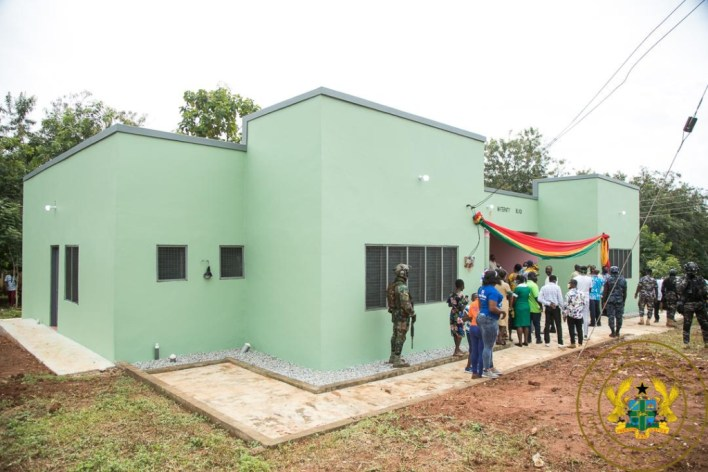 €71.5m secured for 12 new hospitals; all to be completed in 24 months – Akufo-Addo 3