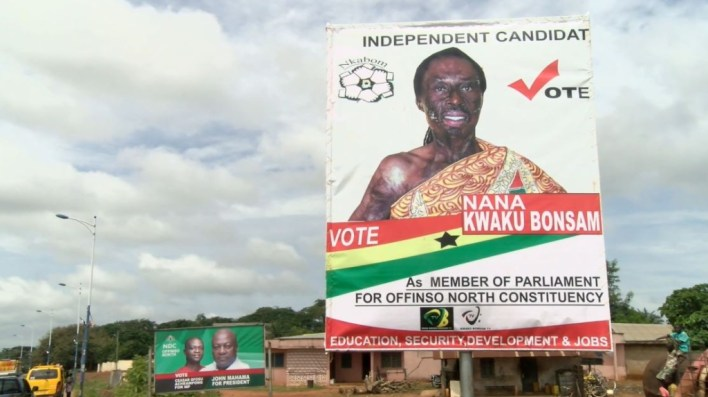 Offinso residents kick against Kwaku Bonsam's candidature 2