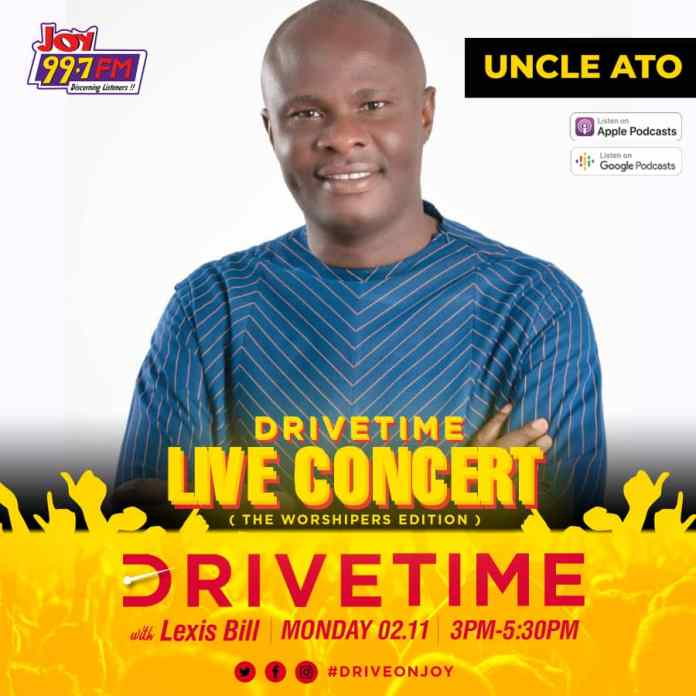 Drive Time Live Concert