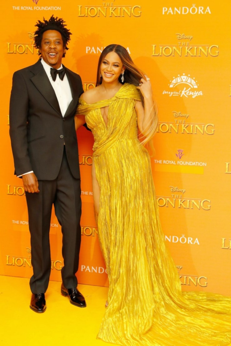 Beyoncé and Jay-Z's ten most iconic couple looks 27