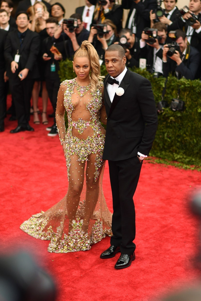 Beyoncé and Jay-Z's ten most iconic couple looks 31