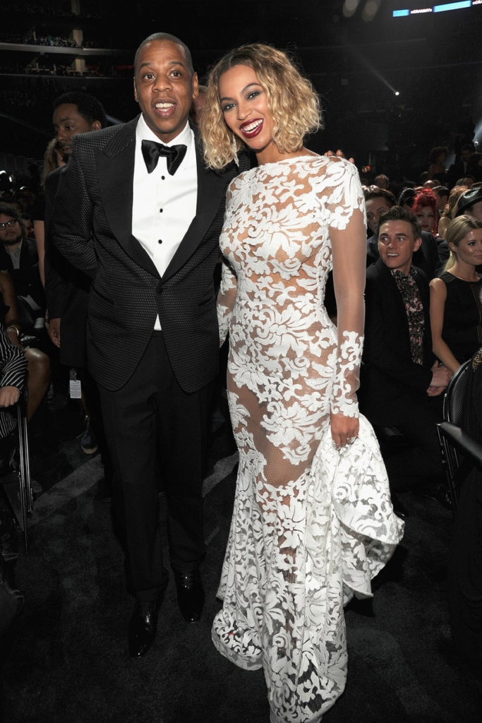 Beyoncé and Jay-Z's ten most iconic couple looks 25