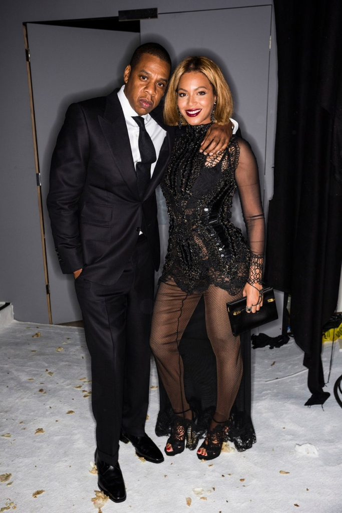 Beyoncé and Jay-Z's ten most iconic couple looks 28