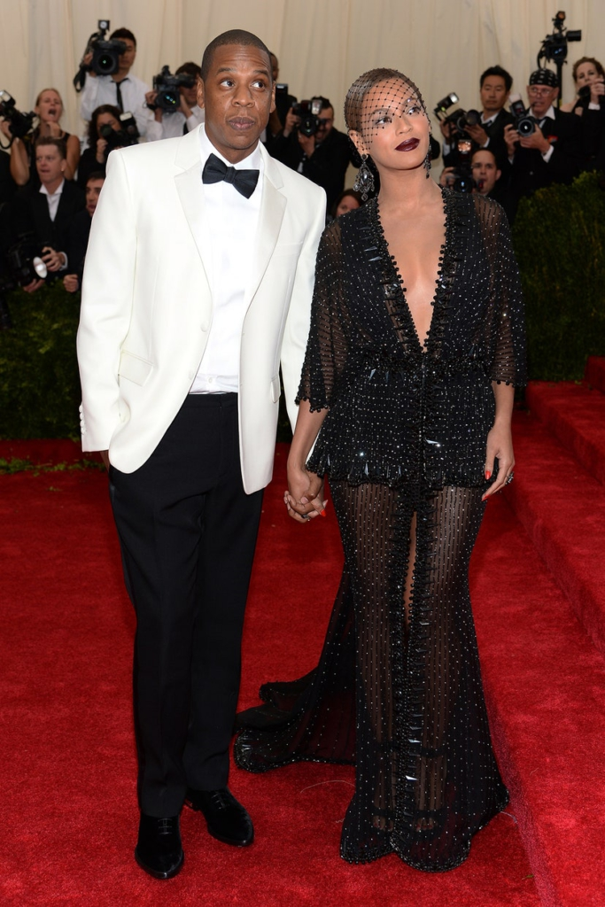 Beyoncé and Jay-Z's ten most iconic couple looks 26