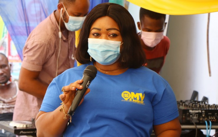 OMV & Sons launch road safety solution in Ghana 9