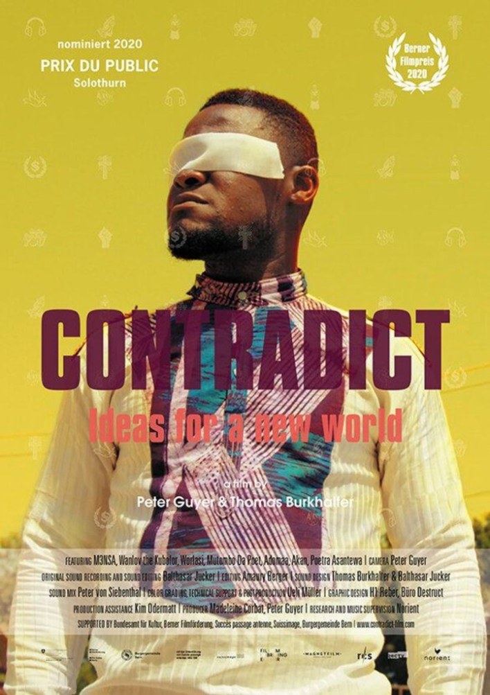 Contradict by Mensa and Wanlov Kubolor