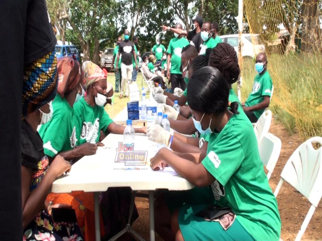 AGA World Malaria Day www.myjoyonline.com