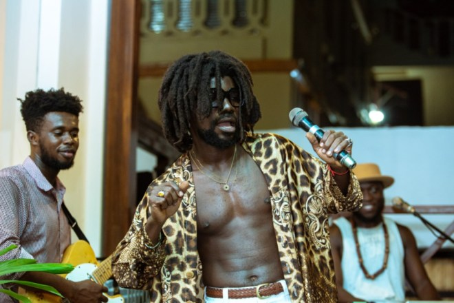 'Nyame Mma' album: 'I'm the stubborn slave that jumped ship' - Pure Akan