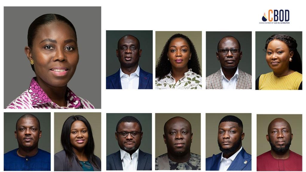 New CBOD board members