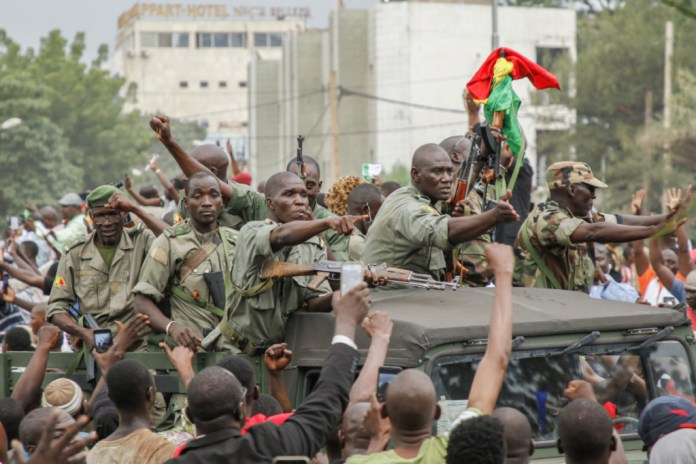 Mali suspended from ECOWAS
