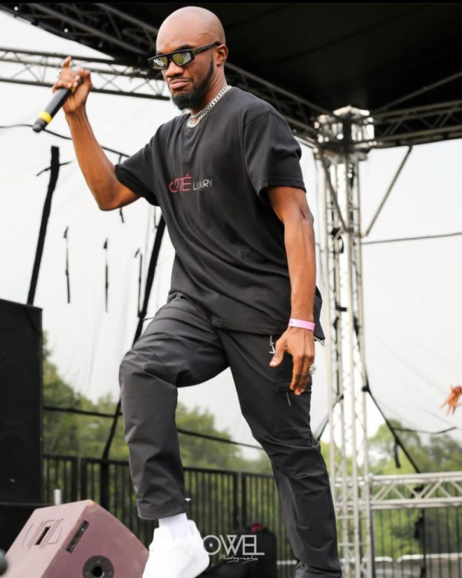 Patrons enjoy thrilling performances at 16th Ghana Party in the Park-UK