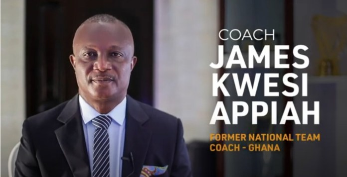 Kwesi Appiah appointed as head coach of Kenpong Football Academy