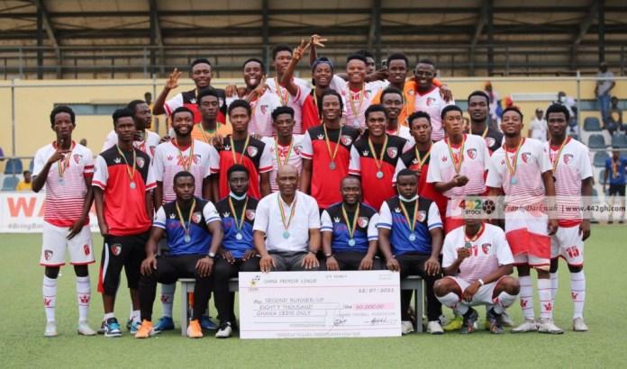 Hearts of Oak lift league trophy at Sogakope despite defeat