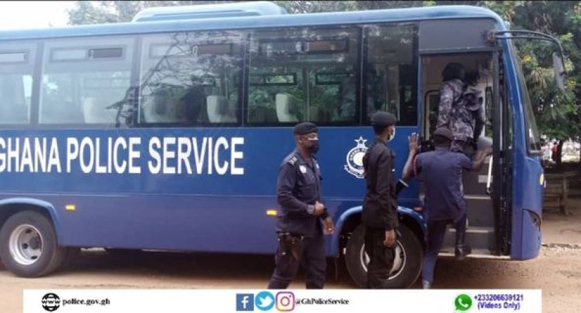 Police introduces shuttle services to commute personnel to duty posts