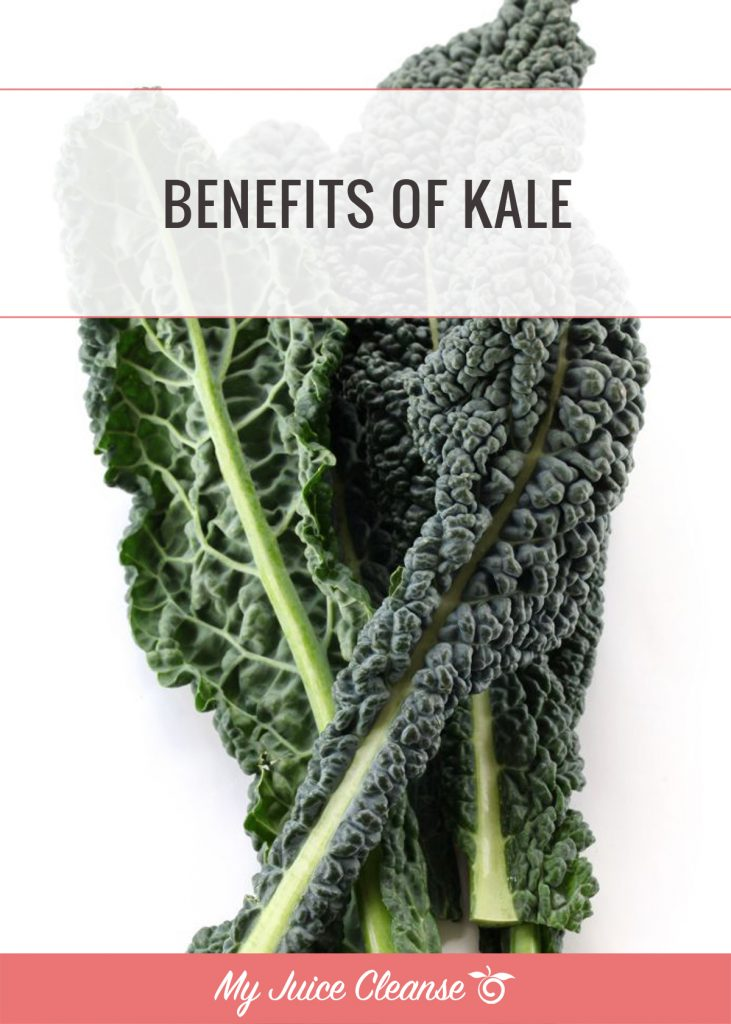 When juicing kale do you use the stem