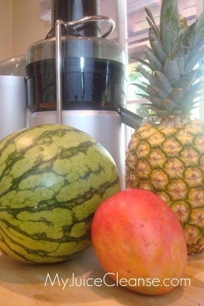 pineapple mango