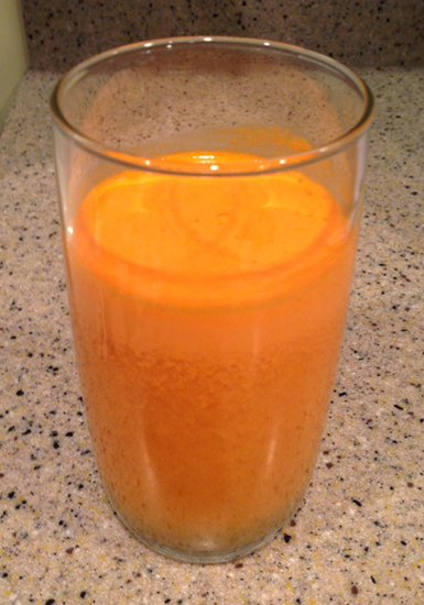 Citrus Vitamin C Blast Juice Recipe