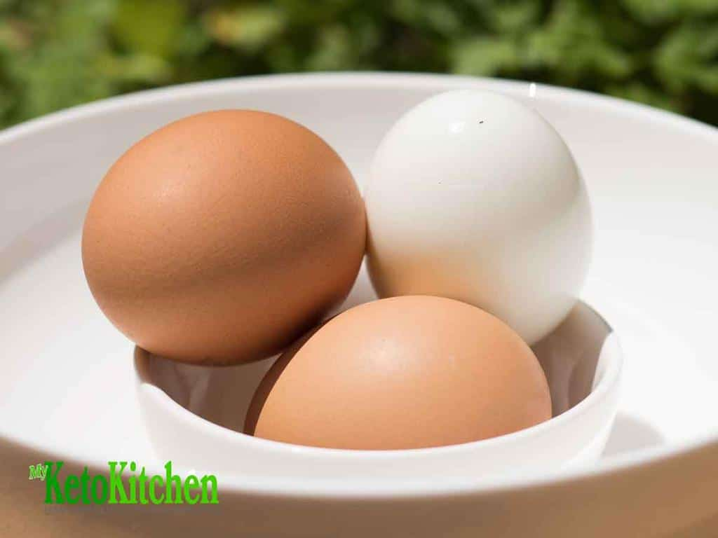 Eggs low carb diet superfood