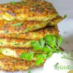 Keto Zucchini Fritters Recipe – Gluten Free – EASY Delicious & Healthy