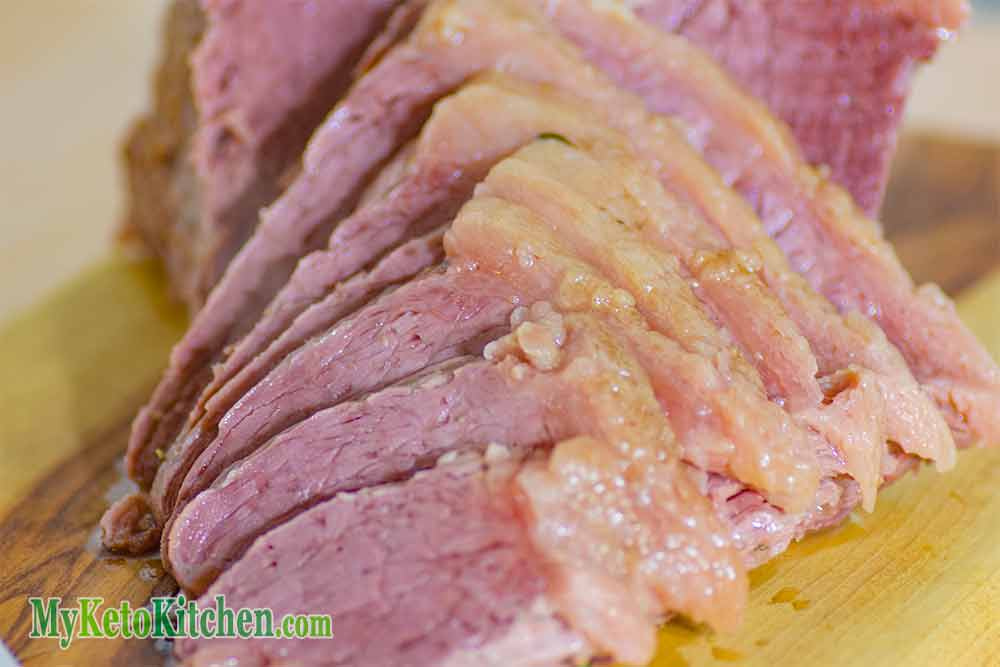 how to cook sliced corned beef