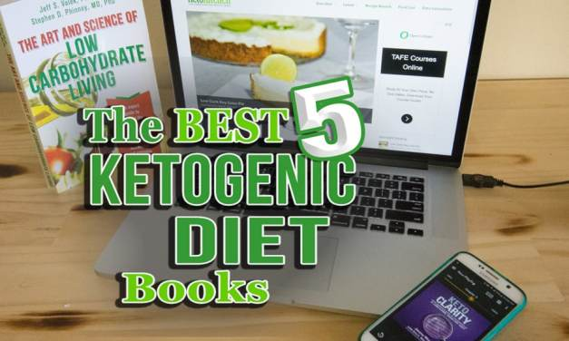 5 Best Ketogenic Diet LCHF Books You Should Own